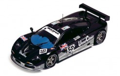 McLaren F1 GTR#59 Y. Dalmas-J. Lehto-M. Sekiya Winner Le Mans 1995