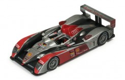 Audi R10 #1 F. Biela-M. Werner-E. Pirro Winner Le Mans 2007 (with dirty effects)