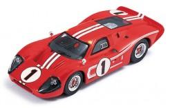 Ford MKIV D. Gurney - A. J. Foyt #1 Winner Le Mans 1967