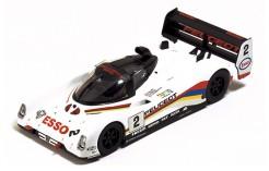 Peugeot 905 M. Baldi-P. Alliot-J. P. Jabouille #2 3rd Le Mans 1992