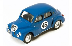 Renault 4CV J. Sandt-H. Coatalen #46 Le Mans 1950 (Category Winner)