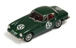Lotus Elite #43 G. Baillie-M. Parkes Le Mans 1960