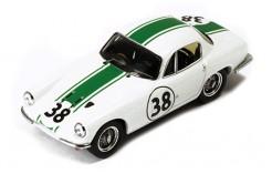 Lotus Elite #38 B. Allen-T. Taylor Class Winner - Le Mans 1961