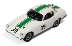 Lotus Elite #39 J. Wyllie-C. Hunt Le Mans 1961