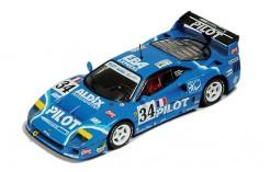 Ferrari F40 LM (Pilot) #34 M. Ferte-O. Thevenin-C. Palau Le Mans 1995
