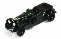 Bentley Speed Six #2 F. Clement-R. Watney 2nd Le Mans 1930