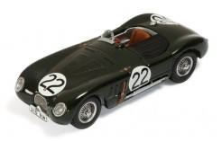Jaguar XK120C #22 S. Moss-J. Fairman Le Mans 1951