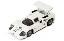 Chaparral 2F (Chevrolet) #7 P. Hill-M. Spence Le Mans 1967