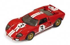 Ford MKII #3 D. Gurney-J. Grant Le Mans 1966