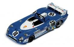 Matra MS670B #10 J-P. Beltoise-F. Clevert Le Mans 1973