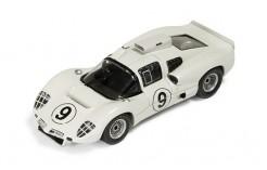 Chaparral 2D #9 P. Hill-J. Bonnier Le Mans 1966
