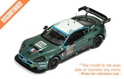Aston Martin DBR9 #008 C. Bouchut-F. Gollin-C. Elgaard Le Mans 2007