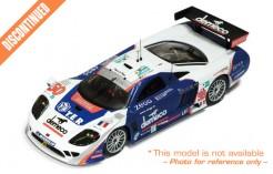 Saleen S7R #50 LMGT1 Ch. Bouchut-P. Bornhauser-D. Smet 7th Le Mans 2008