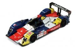 Courage Oreca LC70E-Judd #6 O. Panis-M. Fassler-S. Pagenaud Le Mans 2008