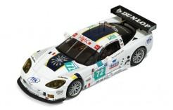 Corvette C6. R #72 LMGT1 Alphand L. - Gregoire S. - Goueslard P. Le Mans 2009