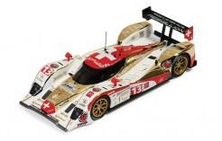 Lola B10-60 LMP1 #13 J. Boulion - A. Belicchi - G. Smith Le Mans 2010