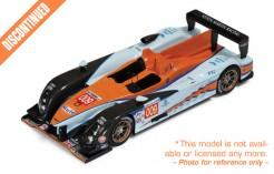 Aston Martin Amr-One #009 H. Primat - A. Hernandez - A. Meyrick LMP1 Le Mans 2011