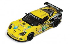 Chevrolet Corvette C6 Zr1 #74 O. Garvin-J. Magnussen-R. Westbrook Le Mans 2011