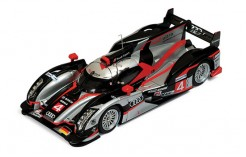Audi R18 Ultra #4 Bonanomi-Jarvis-Rockenfeller 24H Le Mans 2012 Lmp1