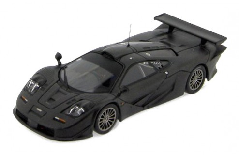 McLaren F1 GTR1996 Long Tail - Carbon Effects Collection - (Ltd. Edition Series) 1-43rd Scale