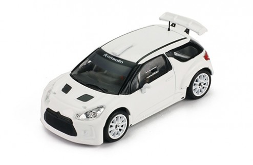 CITROEN DS3 R5 2014 Ready to Race White