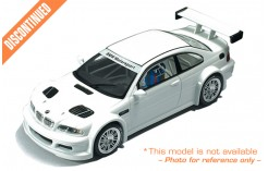 "BMW M3GTR V8 ""Ready To Race"" White"