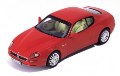 Maserati Coupe Cambiocorsa 2002 Rosso Mondiale (Red)