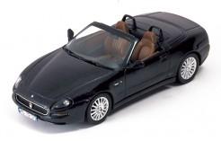 Maserati Spyder Cambiocorsa 2002 Nero Carbono (Metal Black)