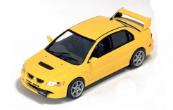 Mitsubishi Lancer Evo 8 Yellow