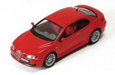 Alfa Romeo GT 3.2 V6 2004 Red (interior Red & Black)