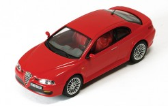 Alfa Romeo GT 3.2 V6 2004 Red (interior Red & Black)