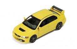 Mitsubishi Lancer Evo IX Yellow 2006