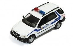 Mercedes Ml320 Alabama Police Units 2003