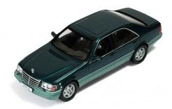 Mercedes S500 (W140) 1994 2-Tones Green