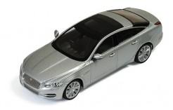 Jaguar Xj 2011 Rhodium Silver Metallic