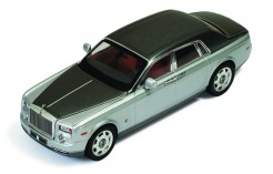 Rolls-Royce Phantom Silver & Grey Metallic