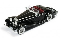 Mercedes-Benz 540K Spezial-Roadster 1938 Black (with Red interiors