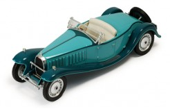 Bugatti Royale Type 41 Cabriolet Esders 1927 2 Tones Turquoise