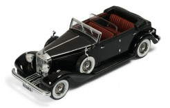 Hispano Suiza H6c 1934 Grey & Black