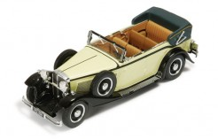 Maybach Zeppelin V12 Ds8 1930 Beige-Black