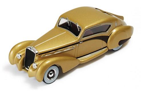 Delage D8 120 Letourneur & Marchand 1939 Gold