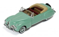 Lincoln Continental 1939 Green (with Beige interiors)