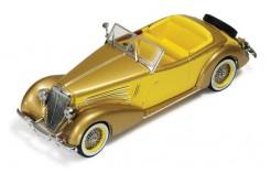 Lancia Astura Pininfarina 1934 2-Tones Yellow