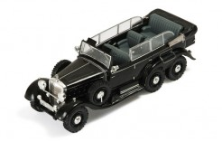 Mercedes W31 Type G4 Six-Wheeler 1938 Black