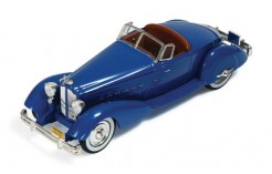 Packard V12 Lebaron Speedster 1934 Blue