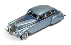 Pierce Arrow Silver Arrow 1933 Metallic Light Blue & Blue