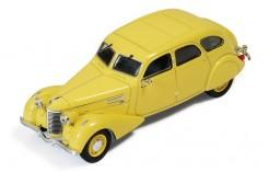 Berliet 11cv Dauphine 1939 Yellow