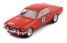 FORD MUSTANG #82 Ljungfeld/Sager Rally Tour De France 1964