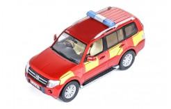 MITSUBISHI Shogun Derbyshire Fire & Rescue Service 2010