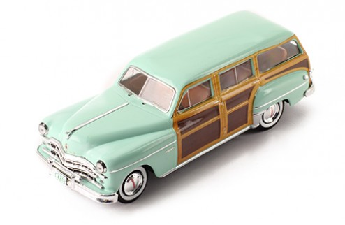 DODGE CORONET Woody Wagon 1949 Light Green